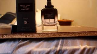 Gentleman Only Intense (review)/Top 3 Favorite Givenchy fragrances