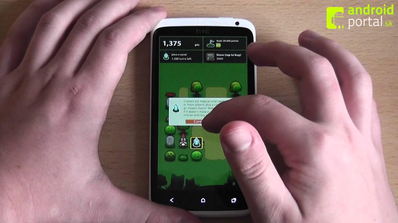 Androidportal tip na android hru - triple town - androidportal.sk