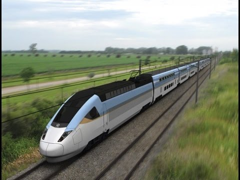قطار طلقة اسرع قطار في العالم
