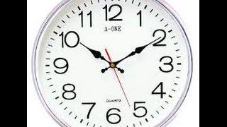 VASTU - Wall Clock should be placed as per vastu