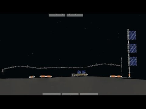 Building a colony on the moon v1   spaceflight simulator