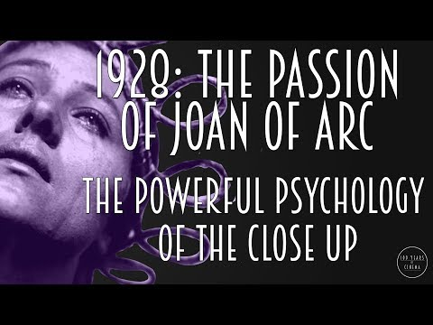 1928: The Powerful Psychology of the Close Up