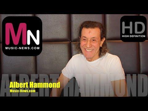 Albert Hammond I Interview I Music-News.com