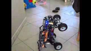 4x4 Lego technic 7 moteurs
