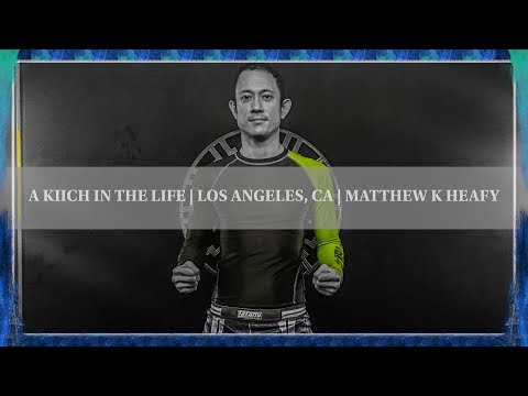 A Kiich In The Life | Los Angeles, California | Matthew Kiichi Heafy