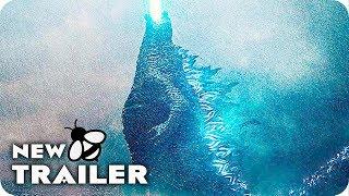 GODZILLA 2 Teaser Trailer (2019) King of Monsters
