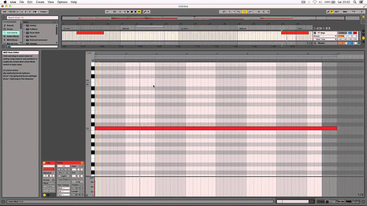 Making Build Up FX From Any Samples House Beat Riser - YouTube