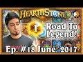 Hearthstone: Super Secret Mage (Rank 4) [June '17]