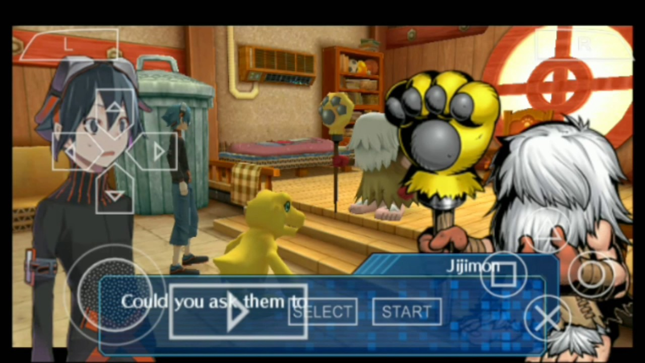 How to Download Digimon world re digitize for PPSSPP {English patch}