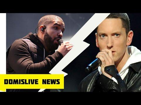 Eminem Preparing Drake Diss Track Amid Joe Budden Beef says Ebro in The Morning