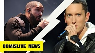 Eminem Preparing Drake Diss Track Amid Joe Budden Beef says Ebro in The Morning