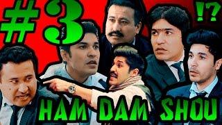 Ham Dam SHOU 3-soni (30.04.2017) | Хам Дам ШОУ 3-сони
