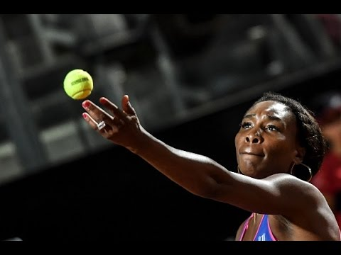 2017 Internazionali BNL d'Italia First Round | Venus Williams vs Yaroslava Shvedova | WTA Highlights