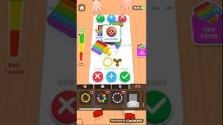 Fidget Trading Trading: Pop It Tukar Permainan Game Play Part: 4 screenshot 2