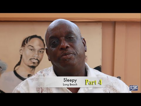 Sleepy From Long Beach On California State Prison And The Vanguards Part 4