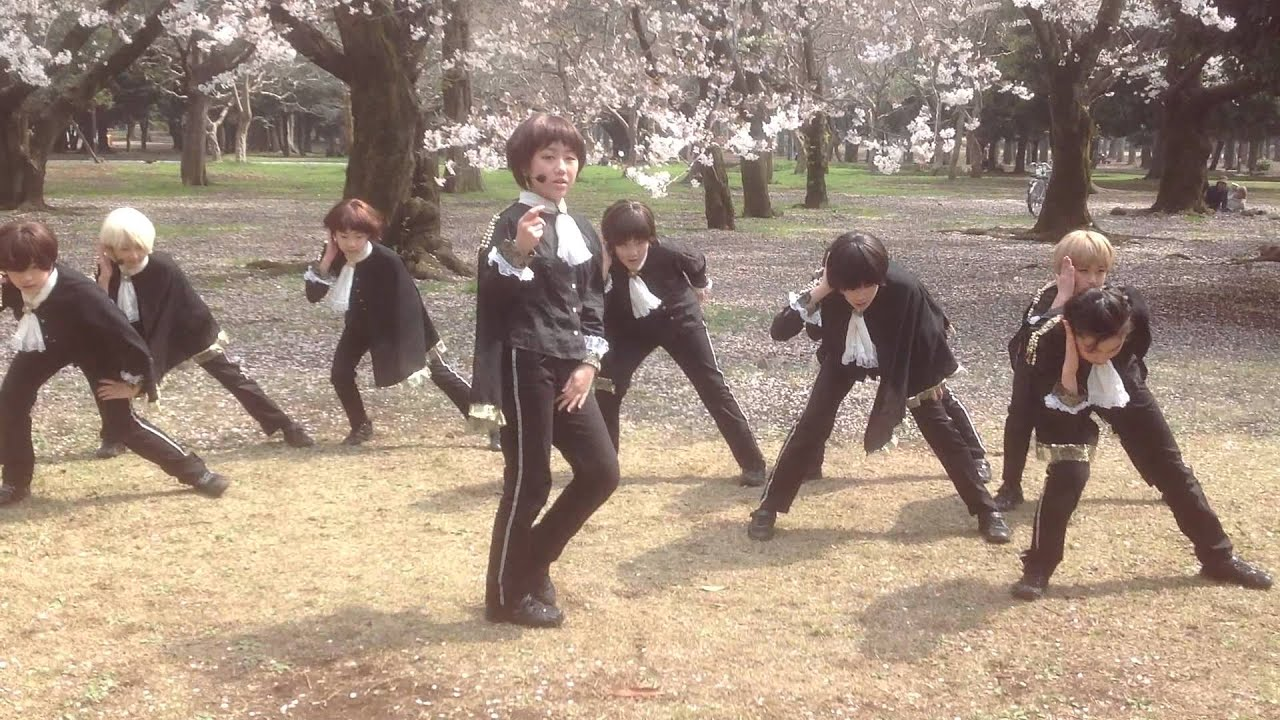 super junior ,슈퍼주니어,sexy free &single NEST KIDS IN JAPAN