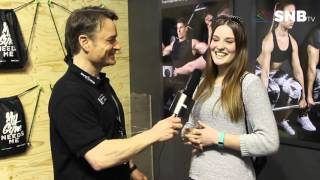 FIBO Messe 2016 in Köln - Duales Studium, Interview Studentin Tessa