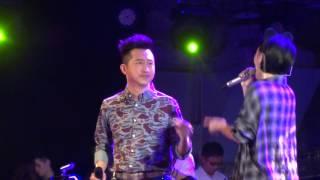 小S演唱會-神秘嘉賓「庾澄慶-情非得已Part 1」20150214 in Taipei Legacy