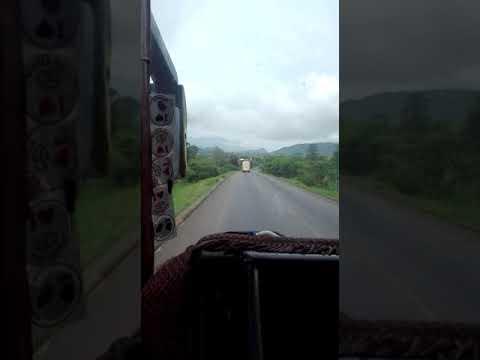 HAI EXPRESS BUS, highest speed in TANZANIA