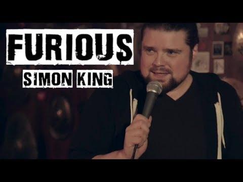 SIMON KING - FURIOUS
