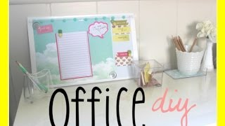 DIY Office decor Message board & Pom Pom garland (mini) Thumbnail