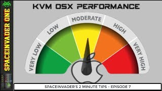 How to increase the performance of an OSX VM - 2 minute tips ep 07