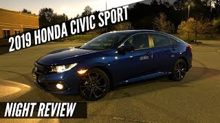 2019 Honda Civic Sport - Is This The Best Budget/Fun Car Yet?