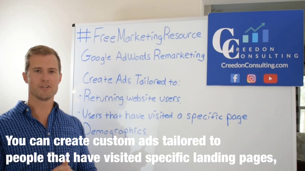 Google Adwords Remarketing Guide