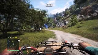 Far Cry 4 - Kyrati Films Survival - #1 – Gameplay (PC HD) [1080p]