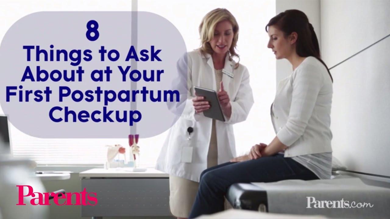 Your Post-Baby Checkup Your Post-Baby Checkup new photo