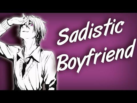 ASMR Sadistic Boyfriend Roleplay
