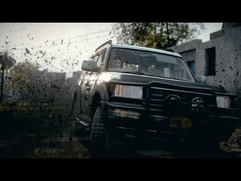 Medal of Honor Warfighter | Pakistan Car Chase Gameplay Trailer