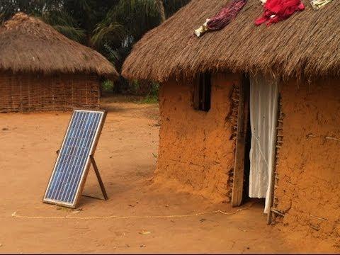 Solar mama Astride Kapinga - Projet durable en énergie solaire au Kasai occidental en RDCongo