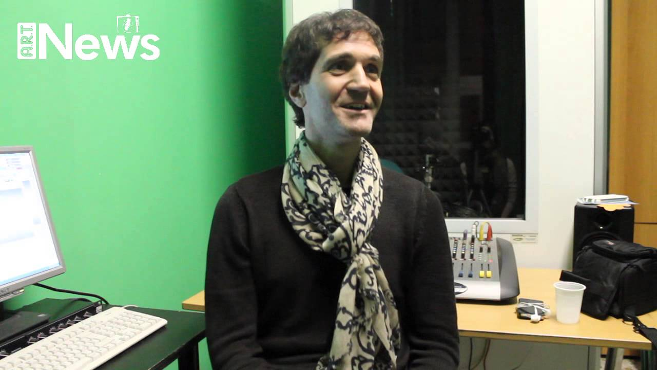 Fabrizio Tamburini ospite di ART News - YouTube