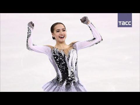 Двойной рекорд российских фигуристок