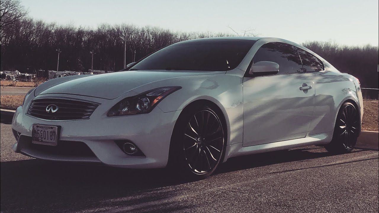 Easy And Cheap Infiniti G37 Mods