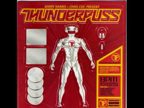 Barry Harris + Chris Cox Present: THUNDERPUSS