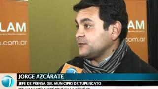 Télam Federal se presentó en Tupungato y se firmaron 45 convenios