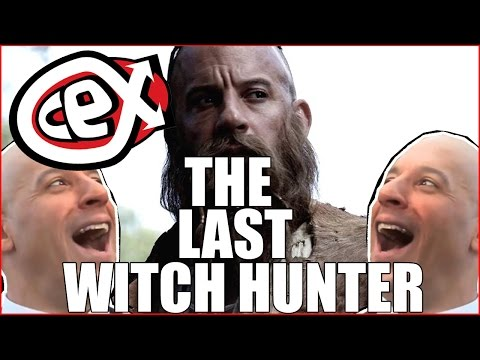 Movie Review - The Last Witch Hunter