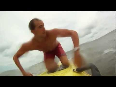 Prone Paddleboard surf session 10'6 lifeguard