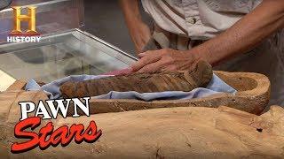 Pawn Stars: Falcon Mummy | History