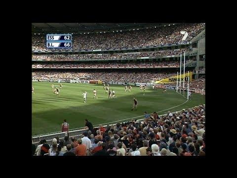 AFL 2001 Grand Final Brisbane Vs Essendon