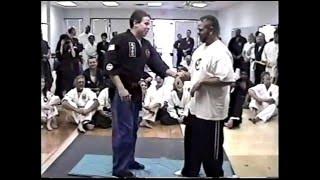 George Dillman/Dillman Karate International/Student Performs KO