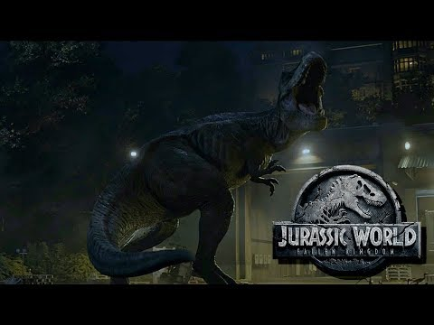 How Will Rexy Survive After The Events Of Jurassic World: Fallen Kingdom?