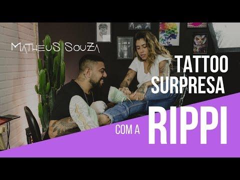 Qual a Tattoo?? Matheus Souza & Gabriela Rippi