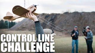 Control Line Challenge | Flite Test
