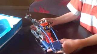 Erector Set Project 1 - Helicopter by Noah