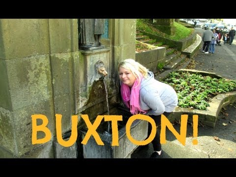 BUXTON! And Water...