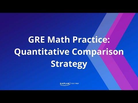 gre-math:-quantitative-comparison-strategy- -kaplan-test-prep