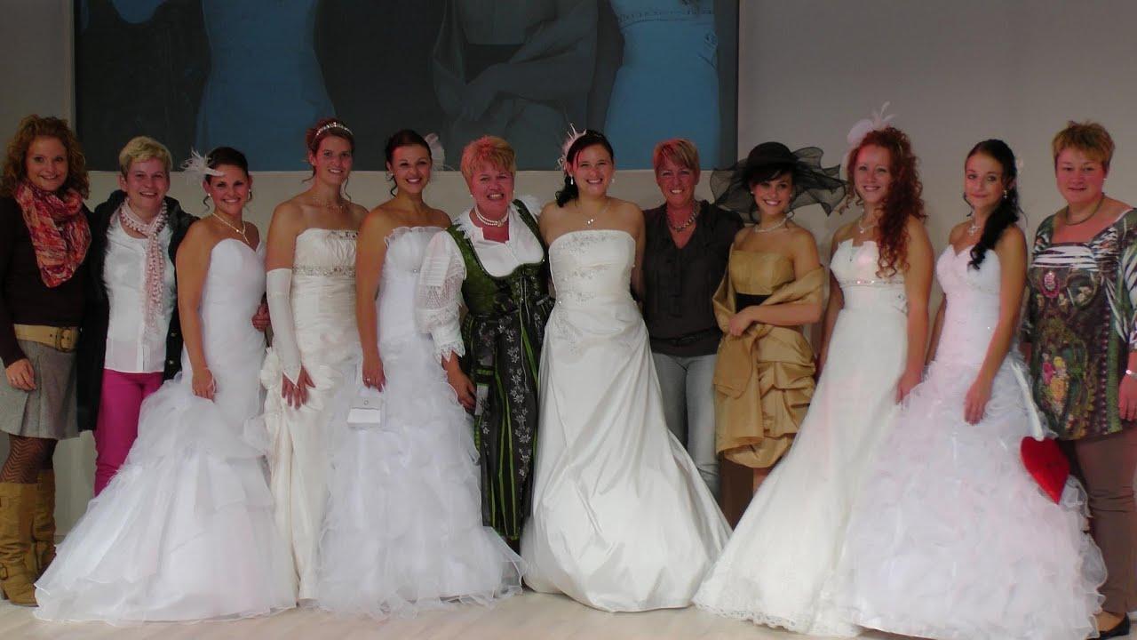 Brautmodenschau auf der Ufra 2012 in Schweinfurt  YouTube